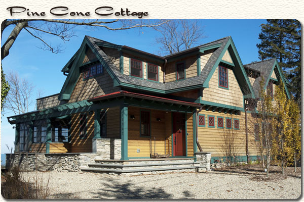 Custom-desinged homes in Southwest Michigan