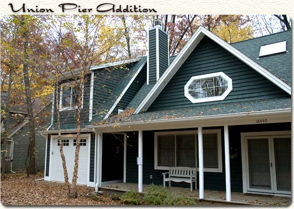 Home additions and garages in Union Pier, MI
